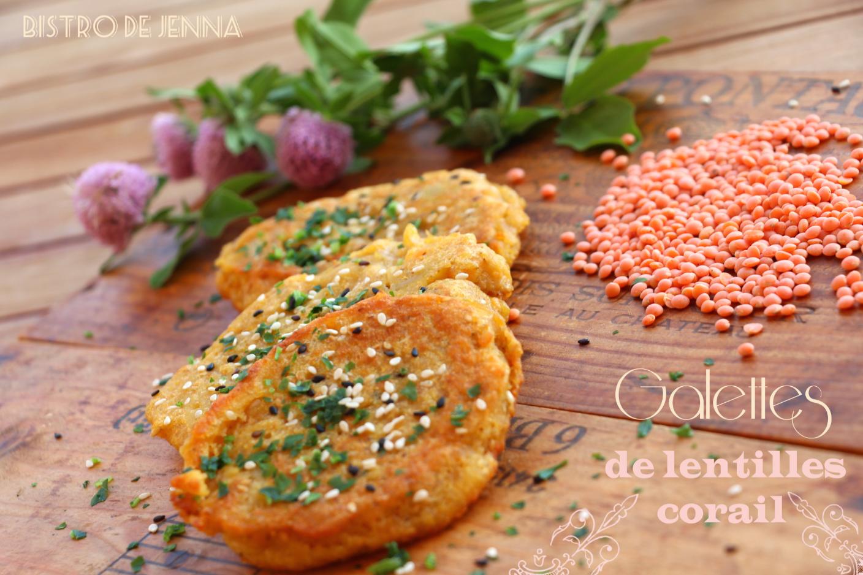 Lentilles corail le BB comptoir